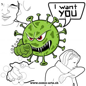 Corona want you ...